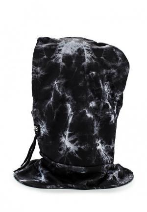 Балаклава DC Shoes. Цвет: черный