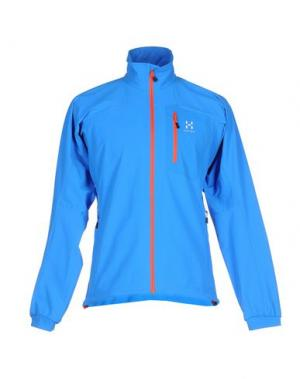 Куртка HAGLÖFS. Цвет: лазурный