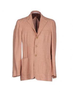 Пиджак JAGGY. Цвет: оранжевый