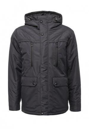 Куртка Xaska. Цвет: серый