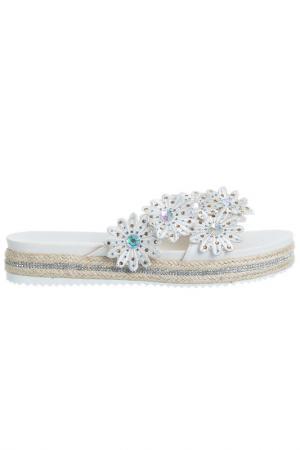 Flip flops Laura Biagiotti. Цвет: white