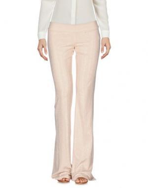 Повседневные брюки FISICO. Цвет: песочный