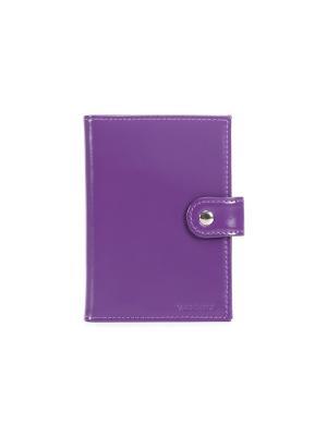 Обложка для документов VERSADO. Цвет: фиолетовый