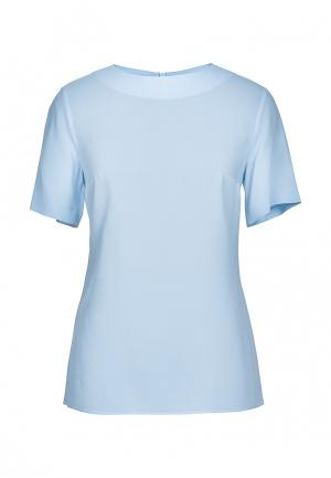 Блуза Vassa&Co. Цвет: голубой