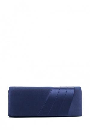 Клатч Eternel. Цвет: синий