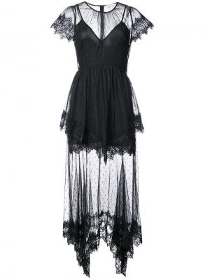 Slow Dance dress Alice Mccall. Цвет: чёрный