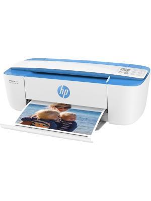 МФУ HP DeskJet Ink Advantage 3775, A4, цветной, струйный, белый. Цвет: белый