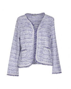 Пиджак BRUNO MANETTI. Цвет: фиолетовый