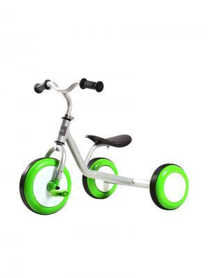 Велосипед Pit Stop. Цвет: белый, зеленый, черный