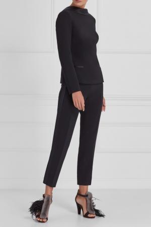 Укороченные брюки A LA RUSSE. Цвет: черный