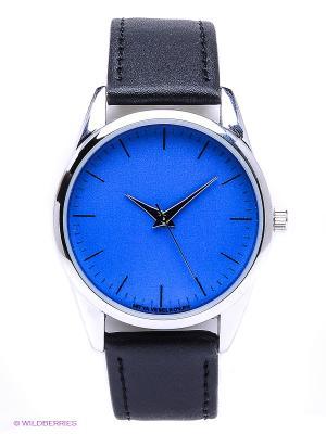 Часы Mitya Veselkov. Цвет: черный, синий