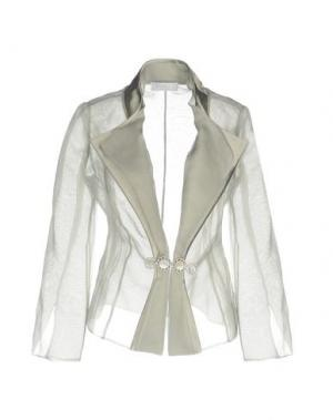 Пиджак CAILAN'D. Цвет: серый