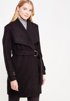 Пальто Miss Selfridge. Цвет: черный