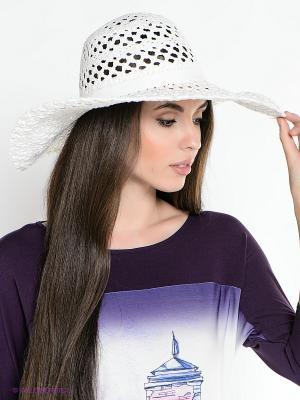 Шляпа ESMEE. Цвет: белый