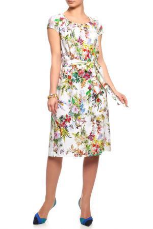 Платье КЛАССИК-Т. Цвет: мультицвет