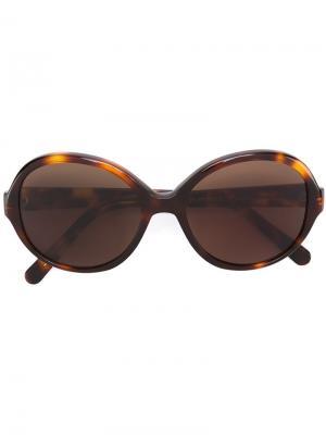 Солнцезащитные очки Jaqueline Selima Optique. Цвет: коричневый