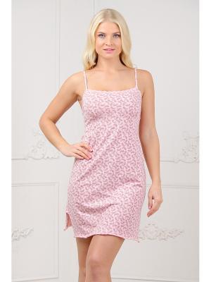 Ночные сорочки Santi. Цвет: розовый
