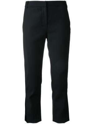 Укороченные брюки Dion Lee. Цвет: чёрный