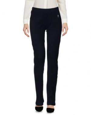 Повседневные брюки CESARE PACIOTTI 4US. Цвет: темно-синий