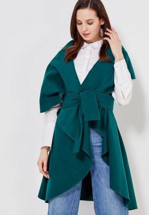 Накидка Magwear. Цвет: зеленый