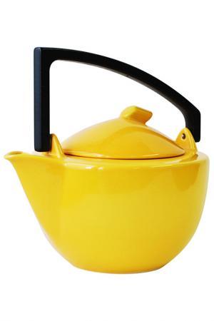 Чайник Грейпфрут Waechtersbacher. Цвет: желтый