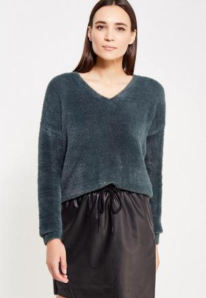 Пуловер Vero Moda. Цвет: зеленый