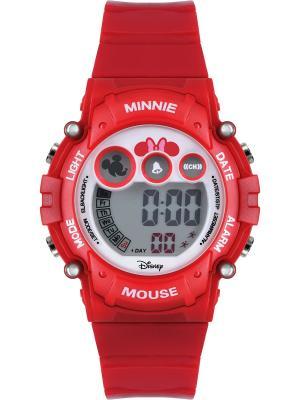 Часы Disney by RFS. Цвет: красный