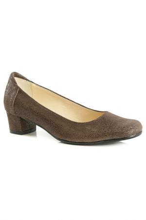 Туфли BOSCCOLO. Цвет: коричневый