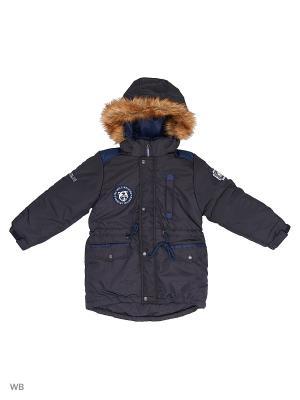 Куртка Rusland. Цвет: черный