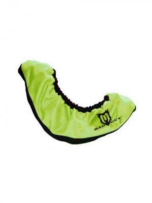 Чехлы для коньков Dry&Go MAD GUY. Цвет: зеленый
