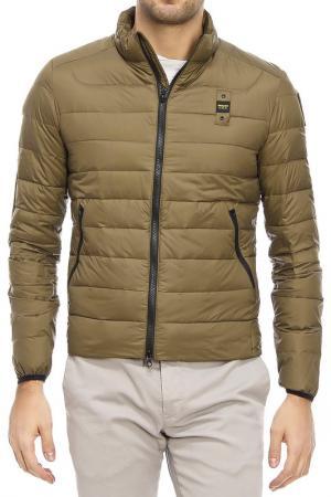 Куртка Blauer. Цвет: мультицвет