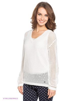 Пуловер LERROS. Цвет: белый