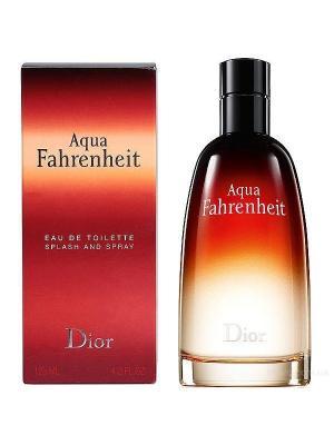 Fahrenheit Aqua CHRISTIAN DIOR. Цвет: красный, оранжевый