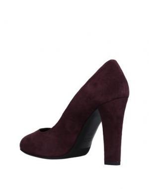 Туфли LELLA BALDI. Цвет: фиолетовый