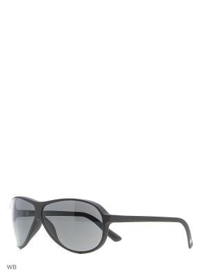 Солнцезащитные очки CN 6001 02 CoSTUME National. Цвет: черный