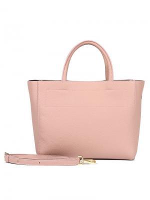 Сумка Mironpan. Цвет: розовый