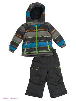 Комплект одежды Gusti. Цвет: черный