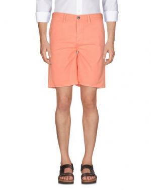 Бермуды ONTOUR. Цвет: оранжевый