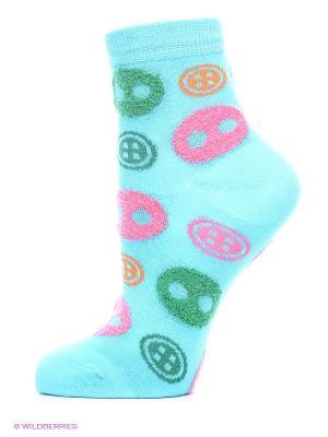 Носки 2 пары Master Socks. Цвет: лазурный, бежевый