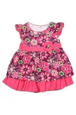 Платье Mon Caramel. Цвет: розовый