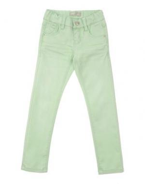 Джинсовые брюки NAME IT®. Цвет: светло-зеленый