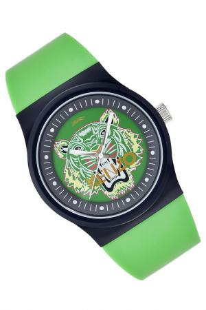 Watches Kenzo. Цвет: green and black
