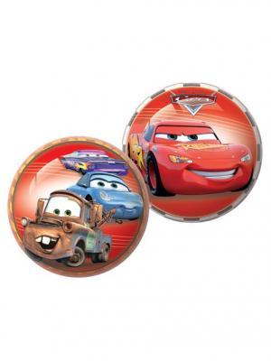 Мяч Тачки 23 см Unice. Цвет: красный, желтый