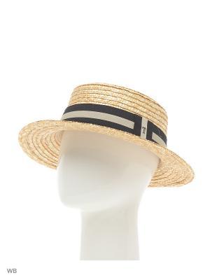 Шляпа Totti. Цвет: светло-желтый