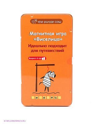 Настольная игра Виселица THE PURPLE COW. Цвет: оранжевый