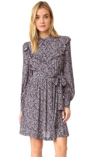 Платье Pyper Jill Stuart. Цвет: новый принт