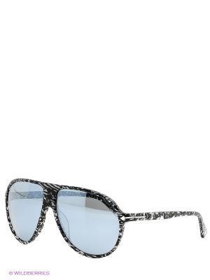 Солнцезащитные очки TM 509S 01 Opposit. Цвет: черный, белый