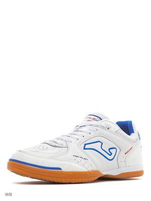 Футзальная Обувь Top Flex Joma. Цвет: белый