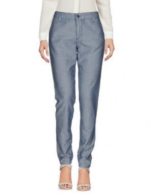 Повседневные брюки JOE'S JEANS. Цвет: синий