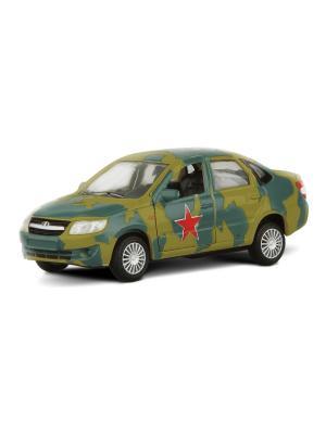 Машина LADA GRANTA армейская AUTOTIME. Цвет: хаки